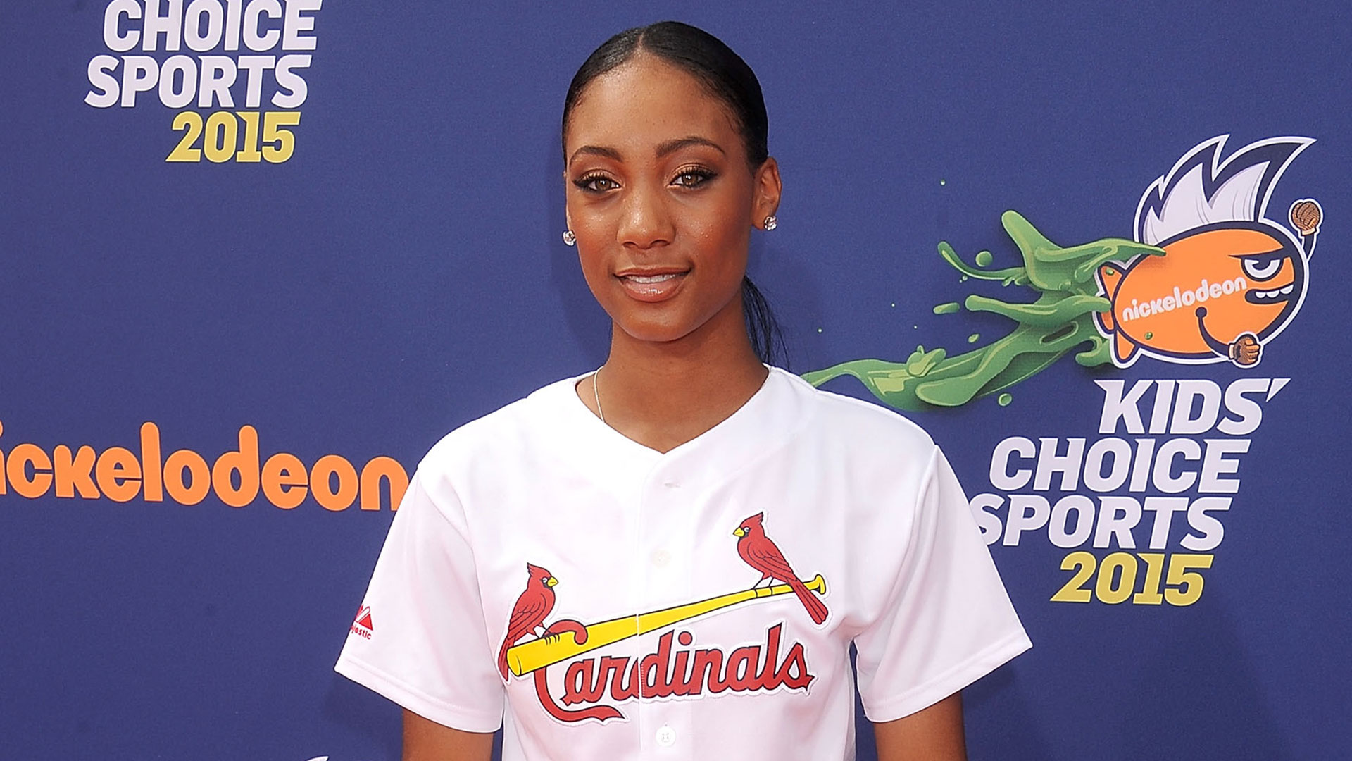 """Mo'ne Davis Is Changing What It Means to """"Throw Like a Girl"""""""