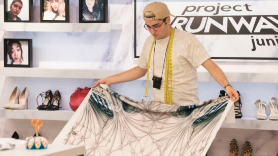 Project Runway Junior Season 2, Episode 7