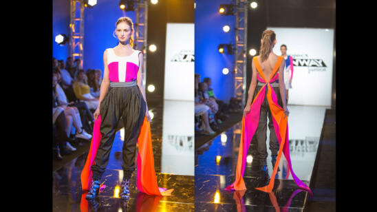 Izzy's Project Runway Junior Season 2, Episode 10 Final Look