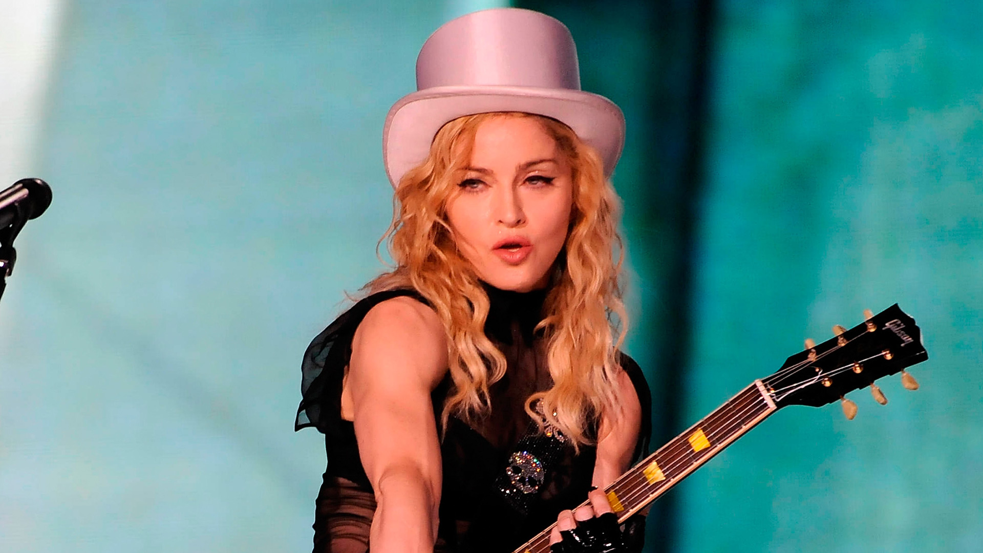 August 23, 2008: Madonna Kicked off Her Record Breaking Sticky & Sweet Tour