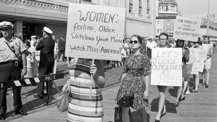 Miss American Protests