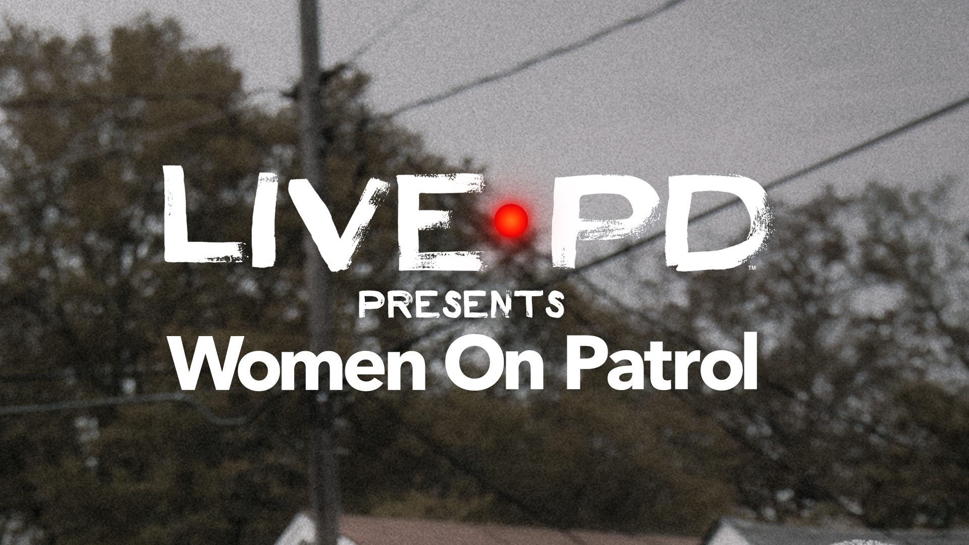 Live PD Presents: Women On Patrol Full Episodes, Video & More | Lifetime