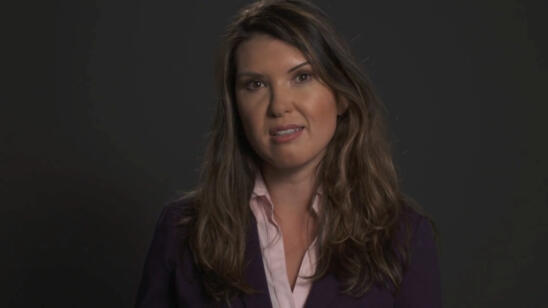 Amanda Burrill, Lieutenant, U.S. Navy
