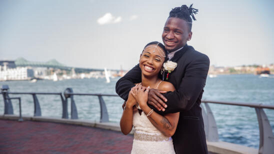 Shawniece & Jephte's Wedding Album