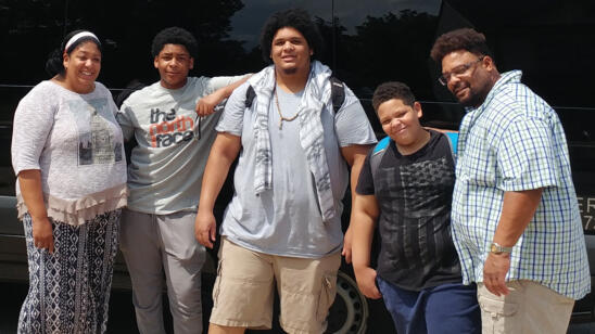 How This Family of Five Lost Over 300 Pounds