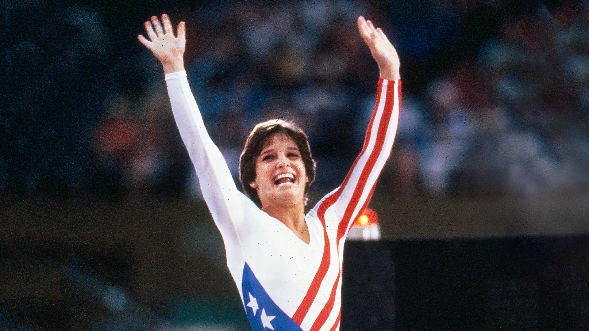 January 24, 1968: Mary Lou Retton Was Born and Became the First American Woman to Win the All-Around Gymnastics Event at the Olympics