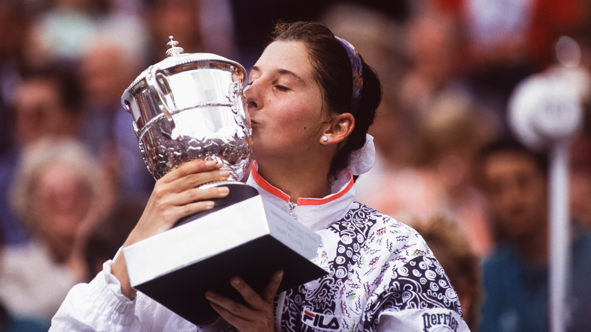 January 27, 1996: Monica Seles Won Her First Grand Slam Title Since Being Attacked