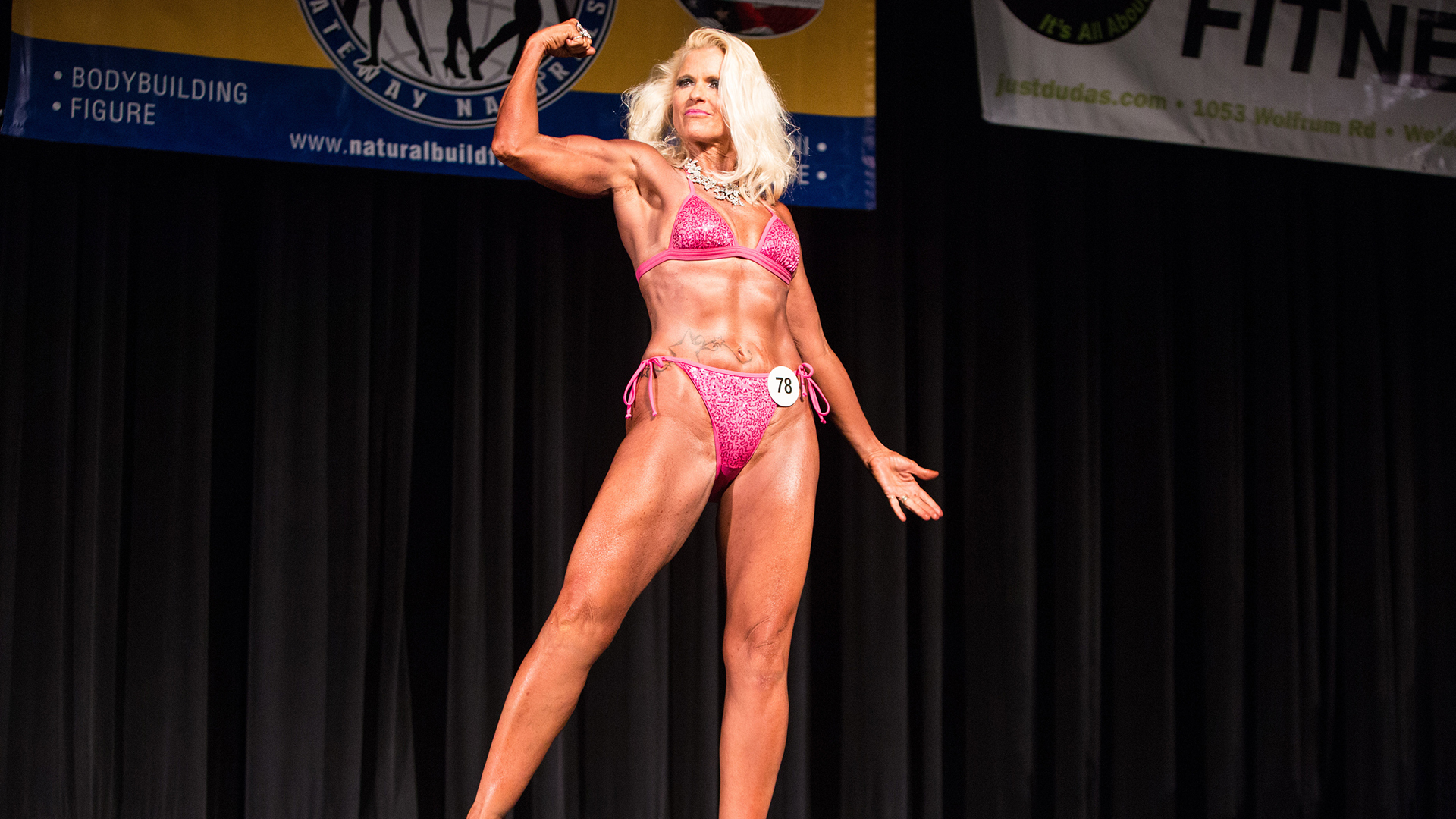 Mom of Three: From Bullied to Bodybuilder at 53