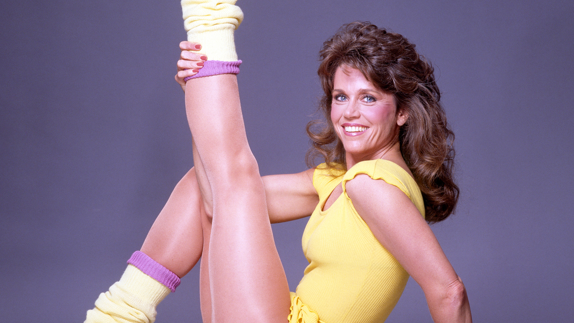April  24, 1982: Jane Fonda Released Her First Workout Video