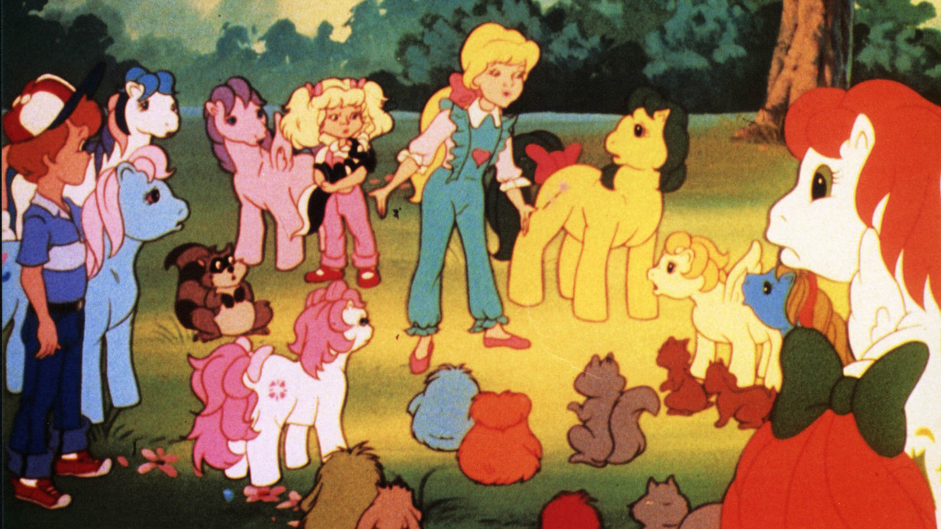 April 14 1984 My Little Pony Rescue From Midnight Castle