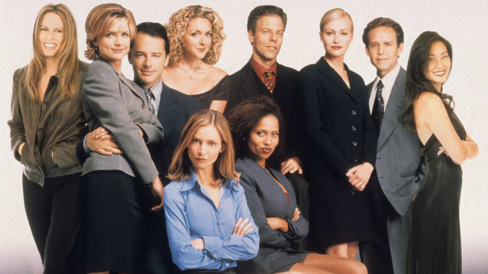 "May 20, 2002: The Final Episode of ""Ally McBeal"" Aired"