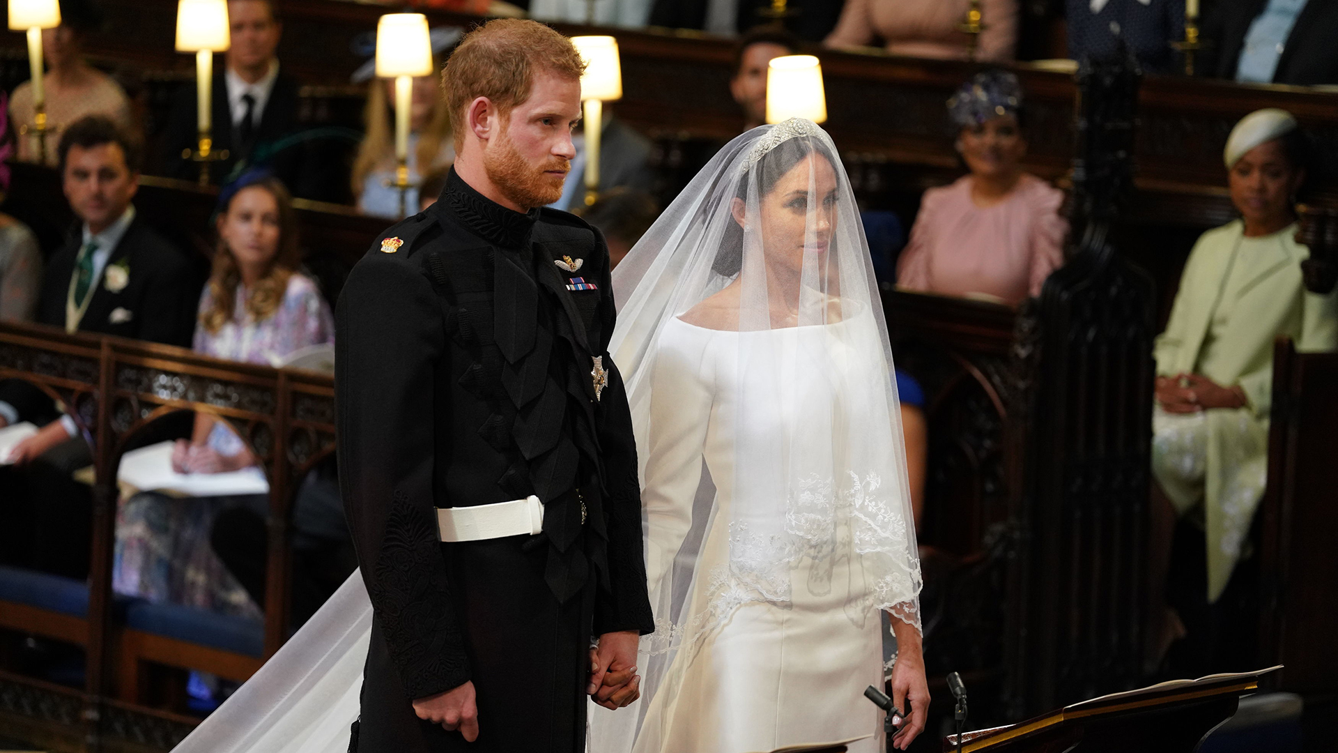 May 19, 2018: Meghan Markle Married Prince Harry at St. George's Chapel