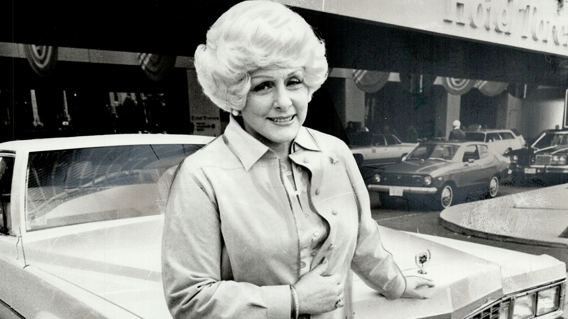 May 12, 1918: Mary Kay Ash, Founder of Mary Kay Cosmetics, Was Born