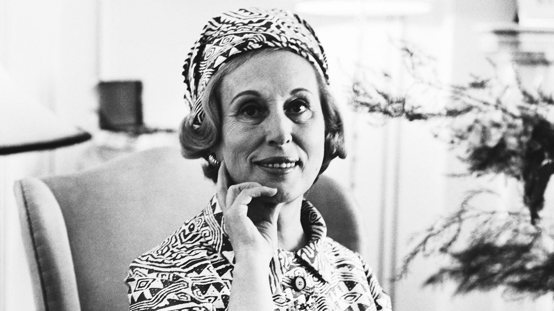 July 1, 1908: Beauty Entrepreneur Estée Lauder Was Born