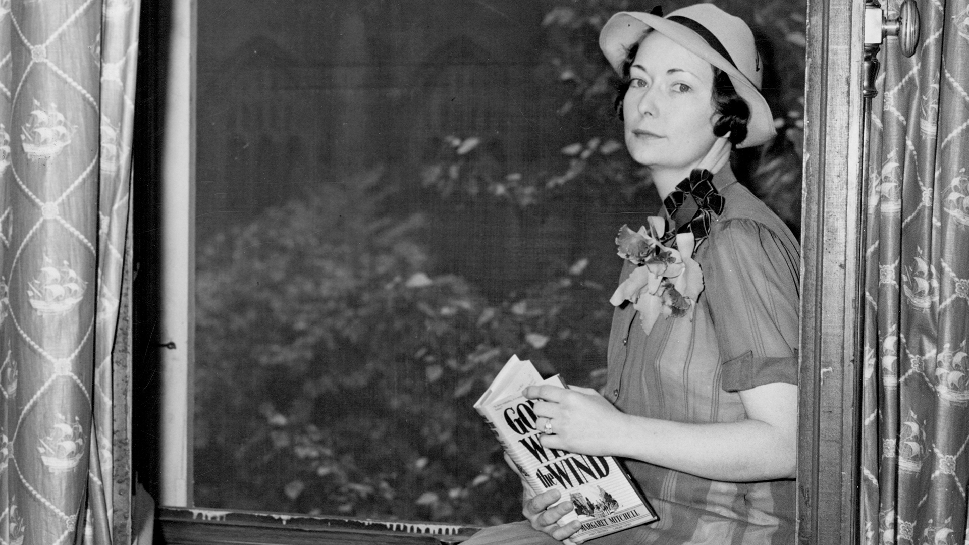 "June 30, 1936: ""Gone With the Wind"" by Margaret Mitchell Was Published"