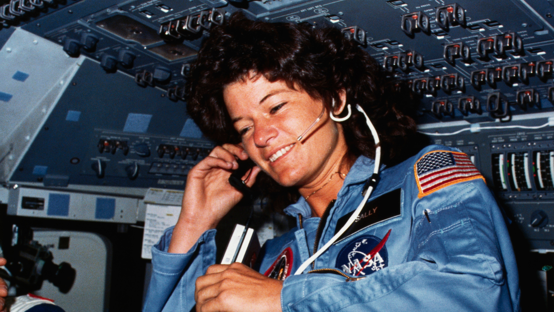June 18, 1983: Sally Ride Became the First American Woman in Space
