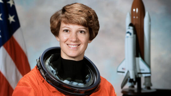 July 23, 1999: Eileen Collins Became the First Woman to Command an American Space Shuttle Mission