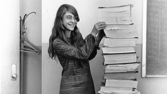 July 20, 1969: Margaret Hamilton's Computer Code Helped Put the First Man on the Moon