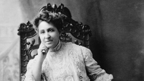 July 21, 1896: Mary Church Terrell Founded the National Association of Colored Women in Washington, D.C.