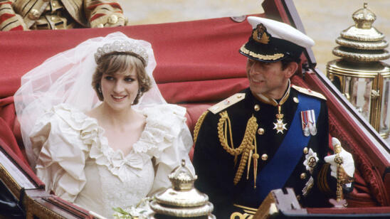 July 29, 1981: Lady Diana Spencer Married Prince Charles