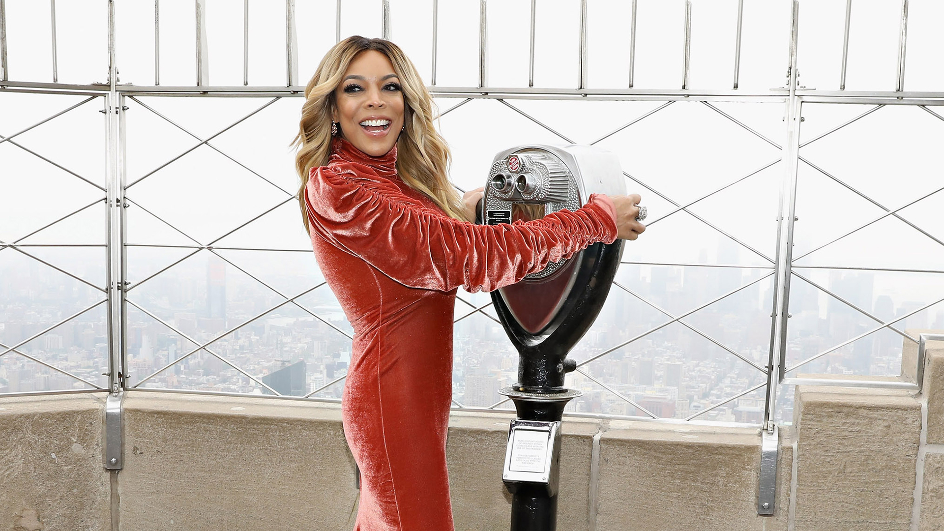 "July 14, 2008: ""The Wendy Williams Show"" Premiered on TV"