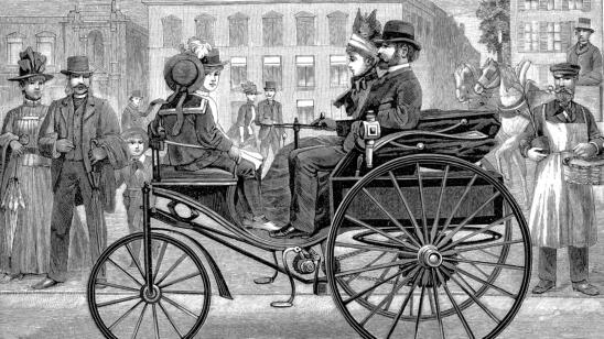 August 5, 1888: Bertha Benz Took the First Documented Road Trip in an Automobile