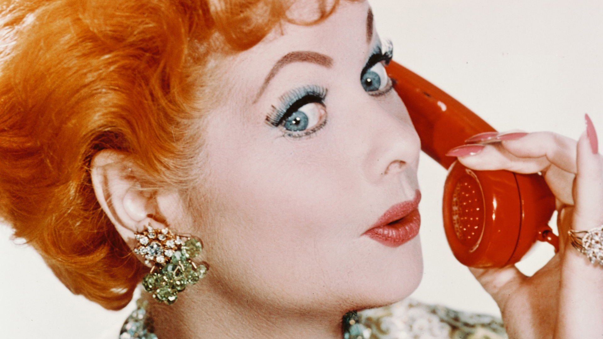 August 6, 1911: Lucille Ball Was Born