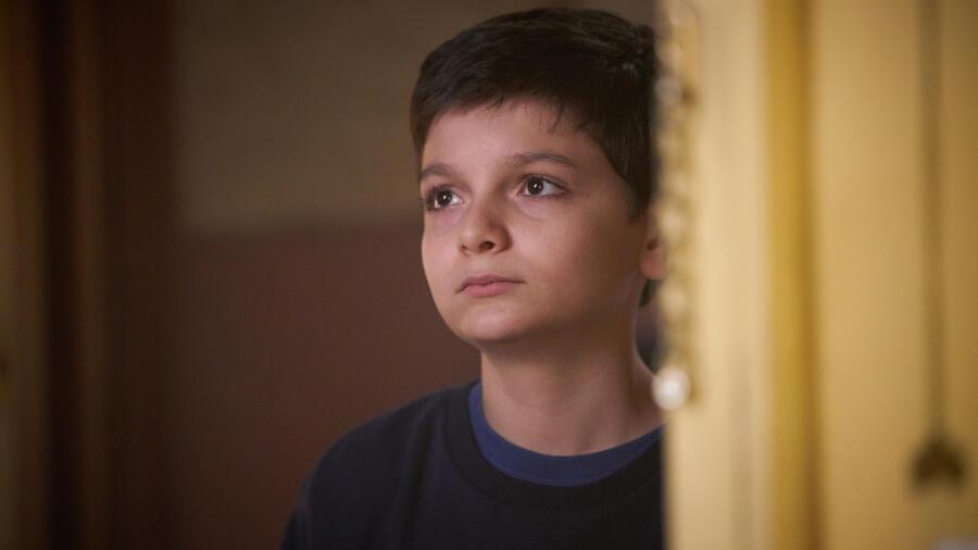 Luca Padovan as Paco on YOU
