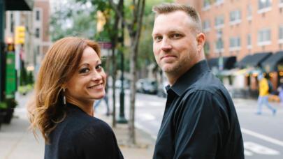 Quarantine Q&A: Stephanie and AJ