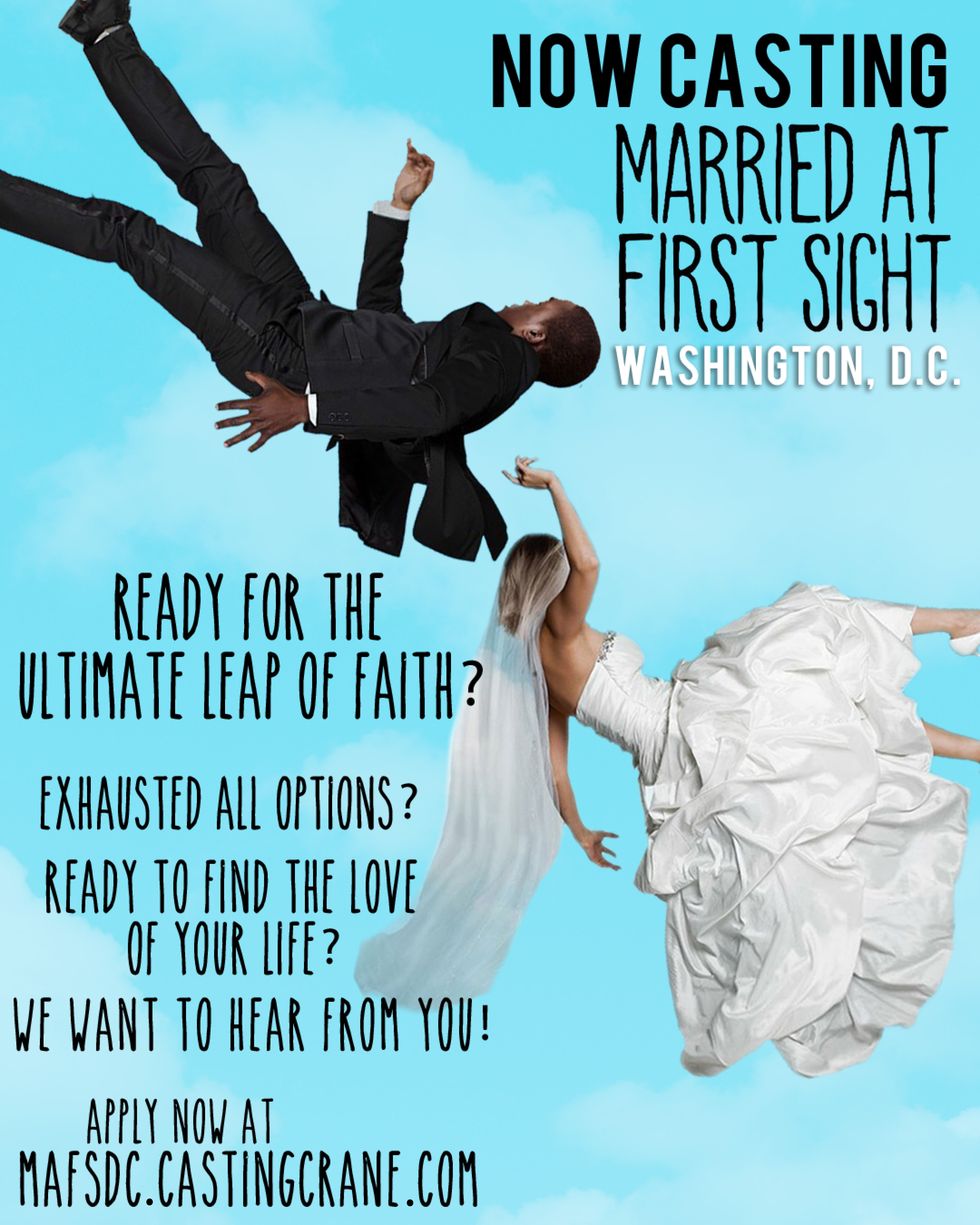 Married at First Sight Casting