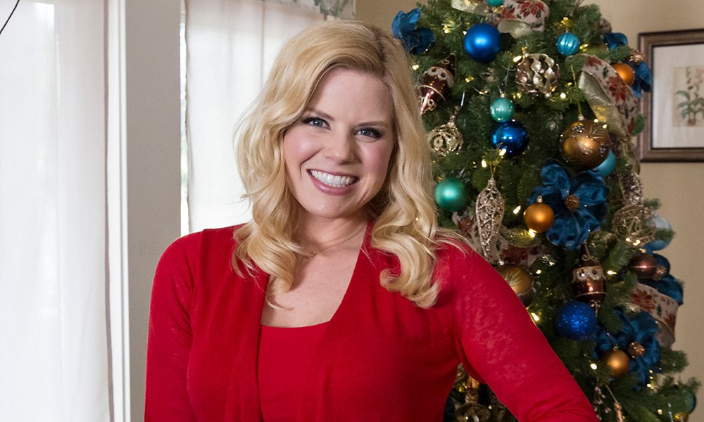 The Sweetest Christmas.Megan Hilty S Husband Gave Her The Sweetest Christmas Gift