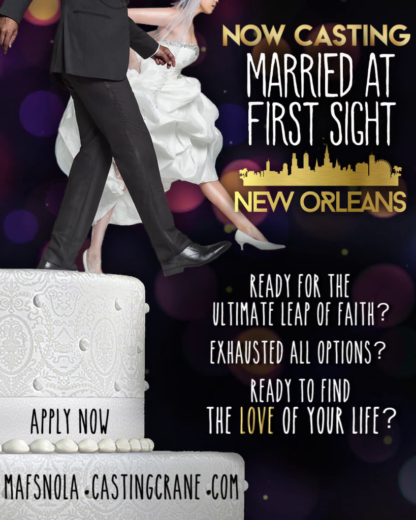 Married at First Sight Casting | Lifetime