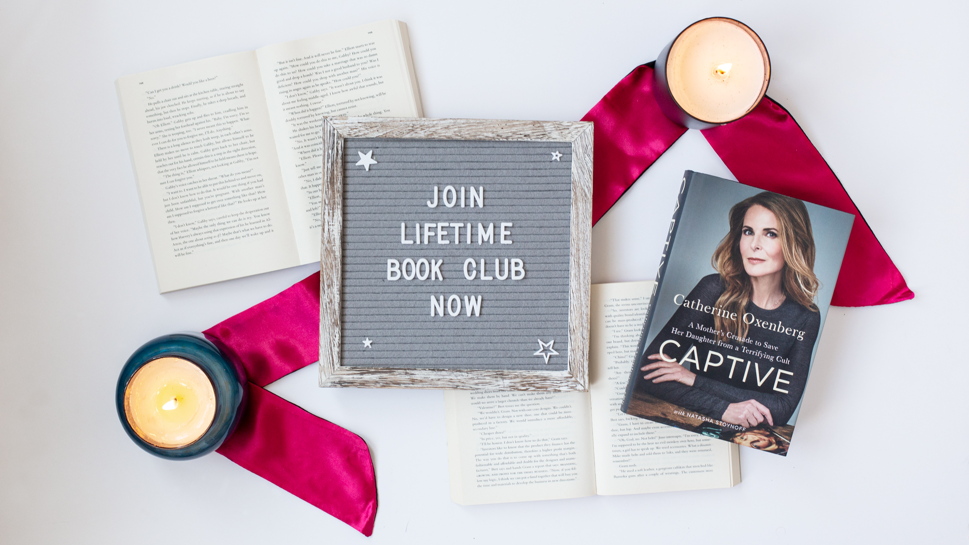 Lifetime Book Club | Lifetime