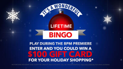 Log in for a chance to win a $100 gift card!