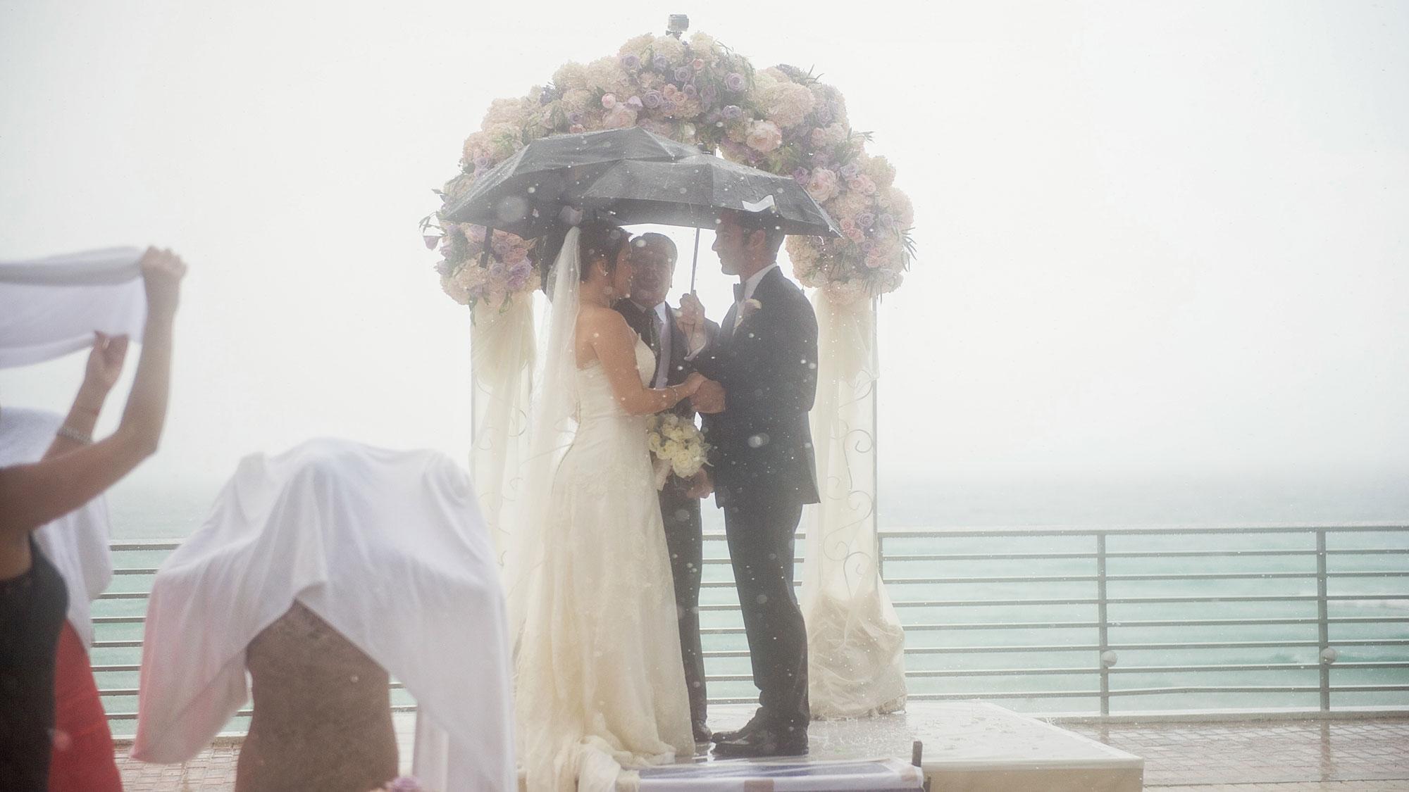Lillian and Tom Wedding