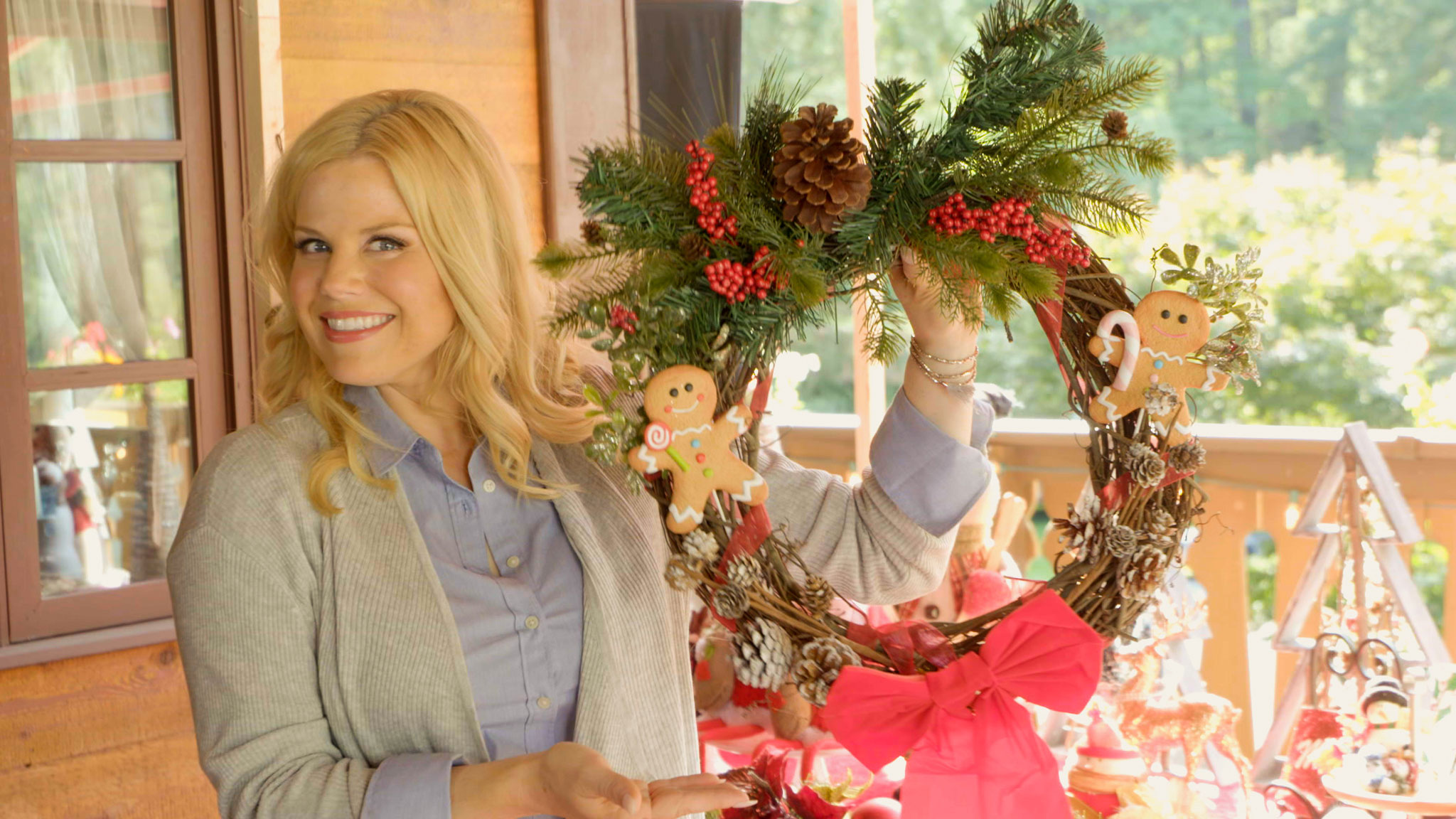 Battle Of The Holiday Movie Stars Lifetime