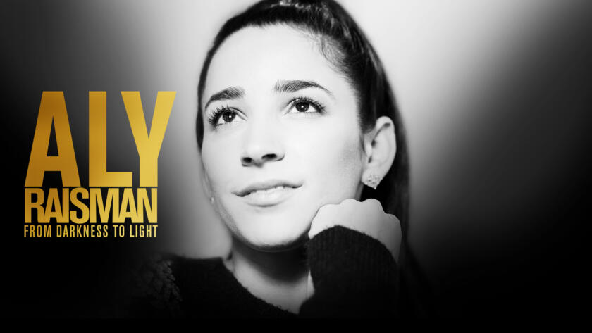 Aly Raisman: From Darkness to Light Alt Image