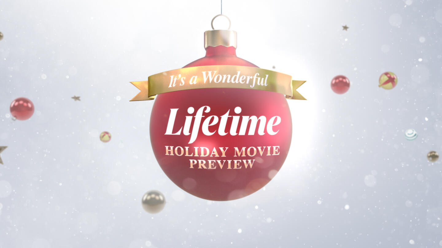 It's a Wonderful Lifetime Holiday Movie Preview Alt Image