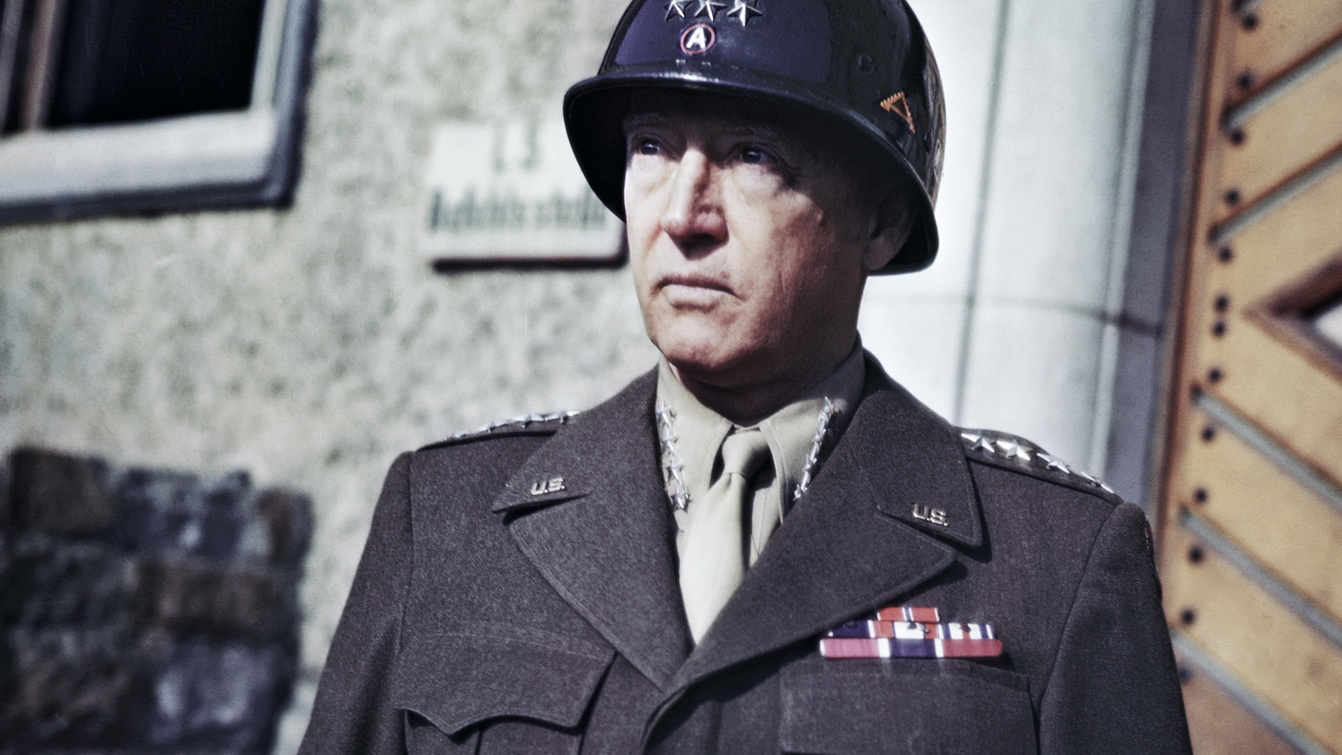 Patton 360 – Documentary Series (2009) – S1, Ep1 – Blood and Guts
