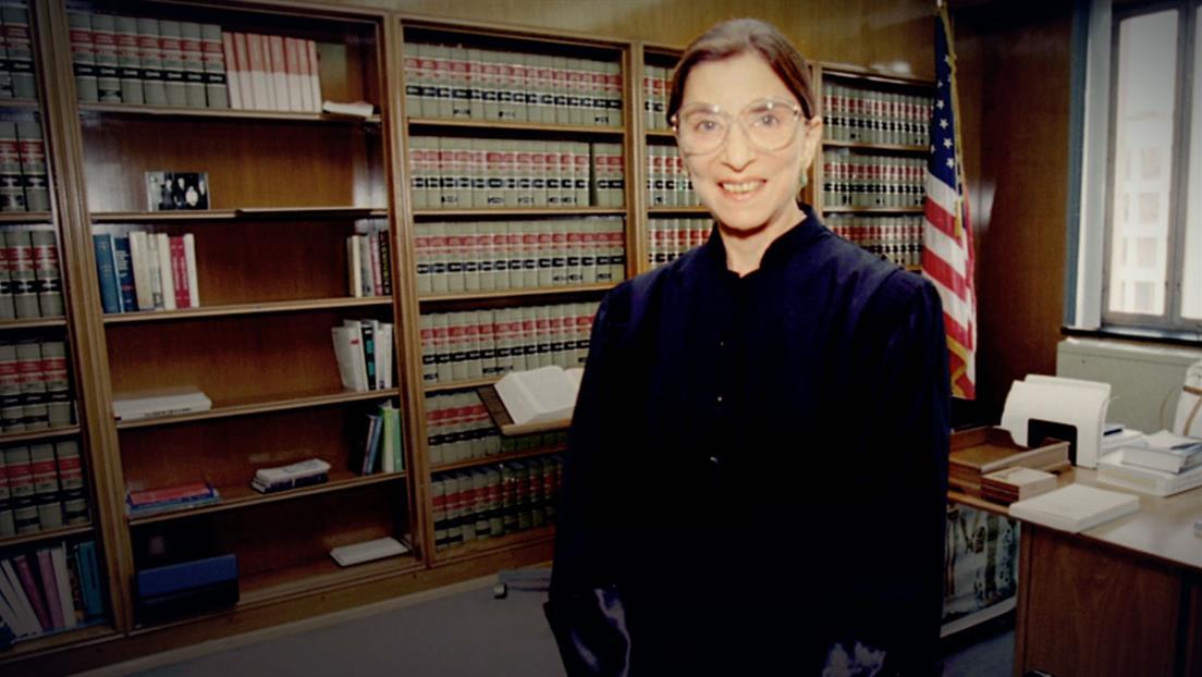 Julianna Margulies on Ruth Bader Ginsburg