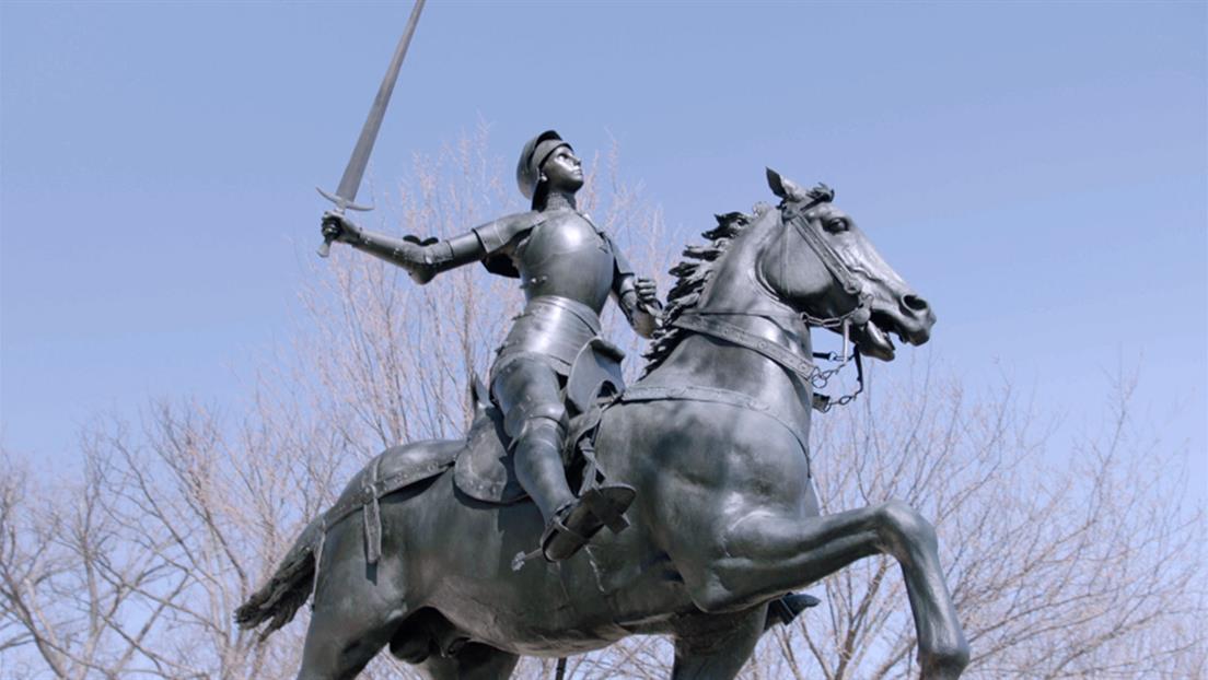 Joan of Arc Statue Restoration