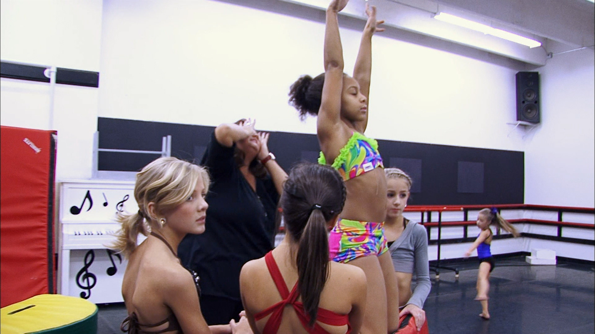 Dance Moms : Melissa Pleads the 5th