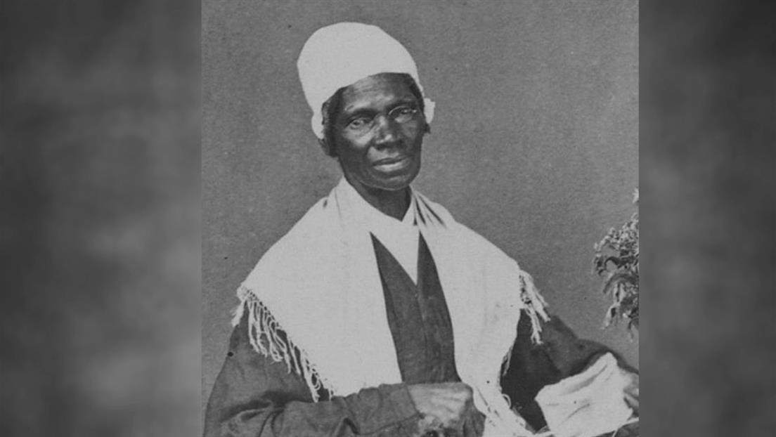 Shiri Appleby on Sojourner Truth