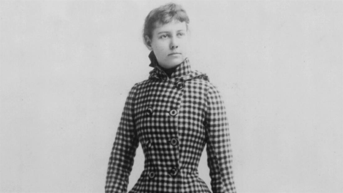 Stacy London on Nellie Bly