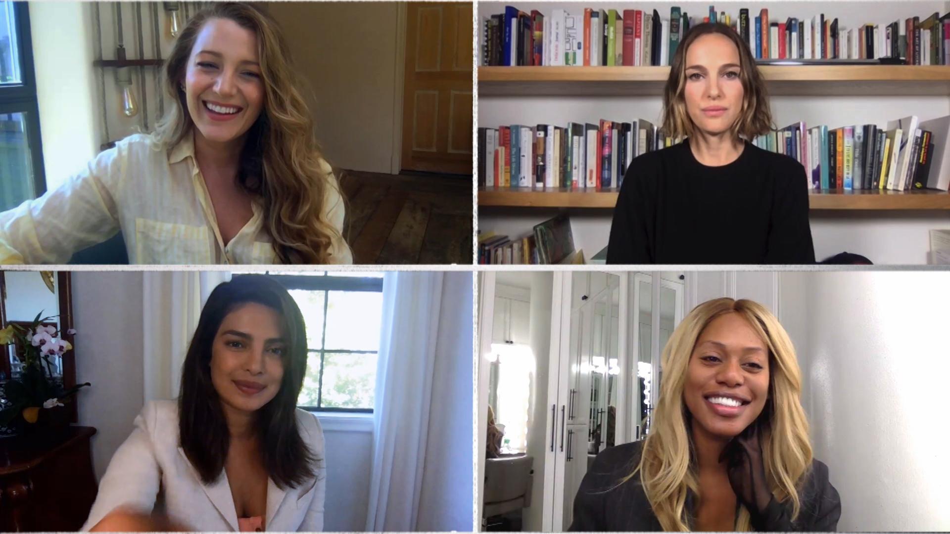Variety's Power of Women: Frontline Heroes