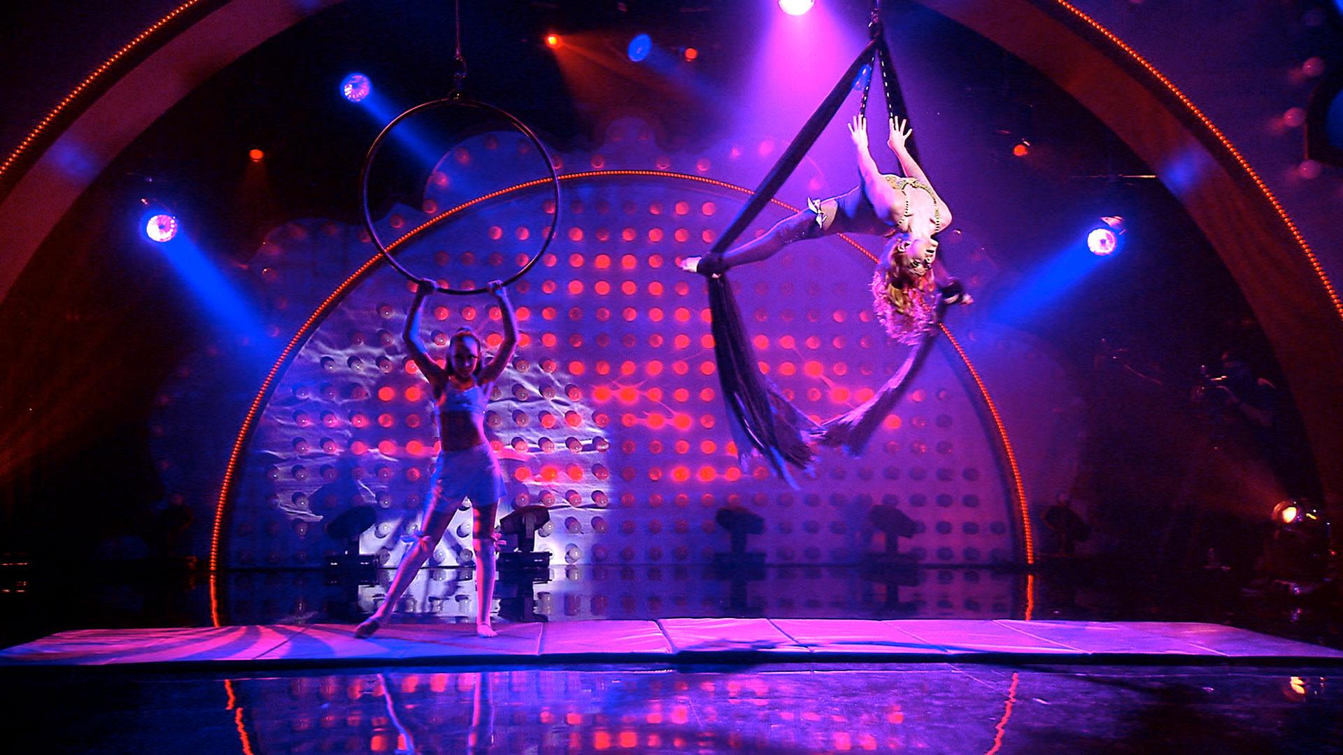 Cirque du Solos