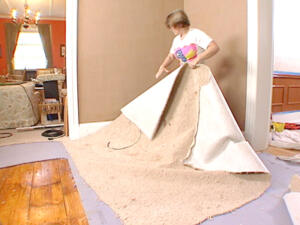 Ditch All Old Carpets