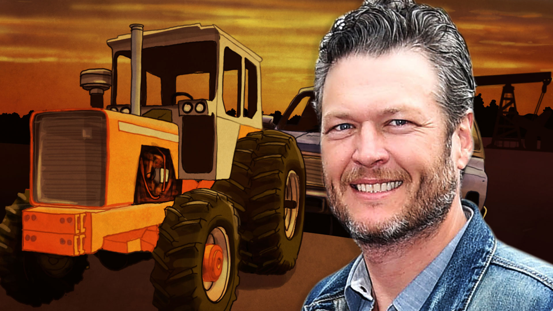 Biography: Blake Shelton