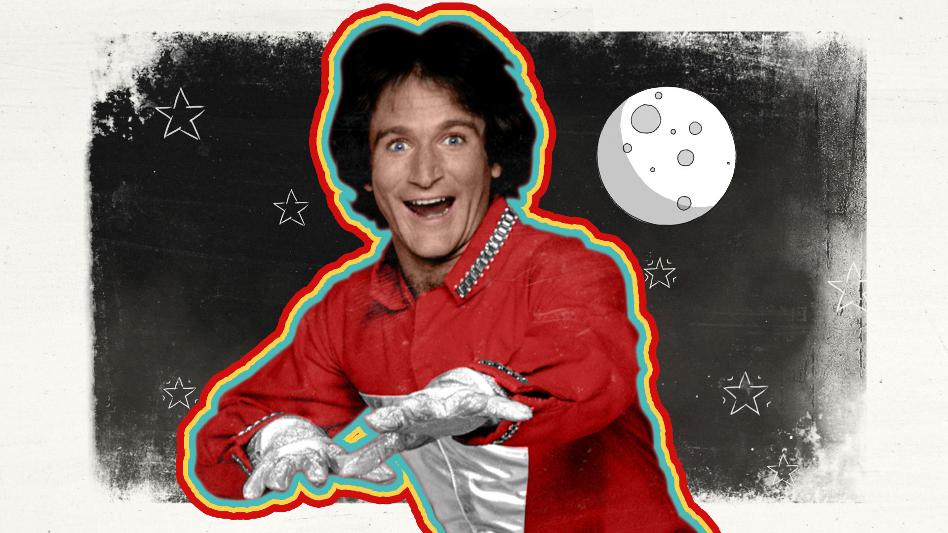 Biography: Robin Williams