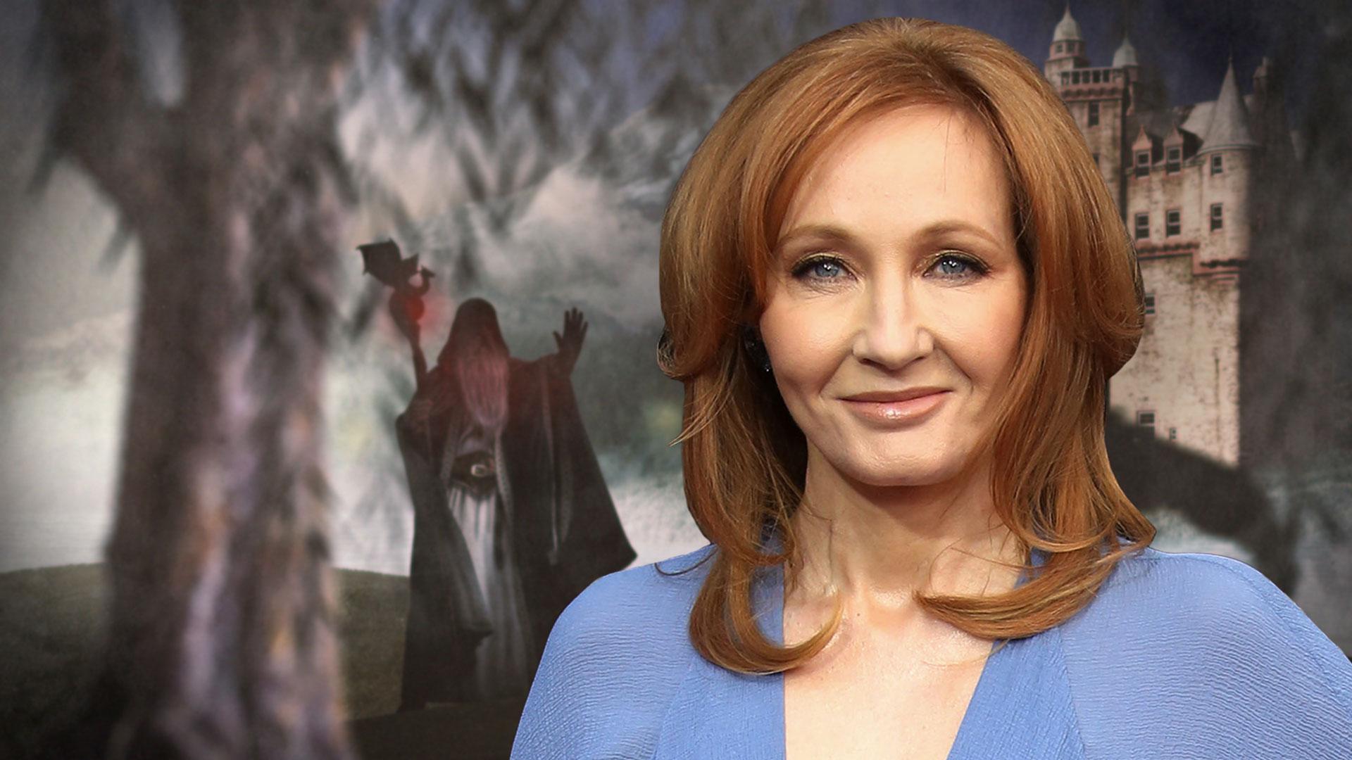 Biography: J. K. Rowling